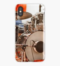 Recording Studio - Drum Kit iPhone Case/Skin