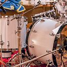 Ludwig Drums by Adam Calaitzis