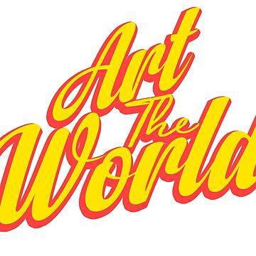 Art The World by Oneryanjoseph