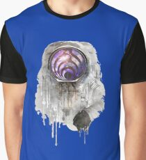 don,t touch NASA Graphic T-Shirt