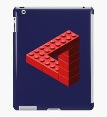 Escher Toy Bricks - Red iPad Case/Skin