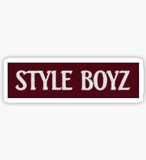 Style Boyz Sticker