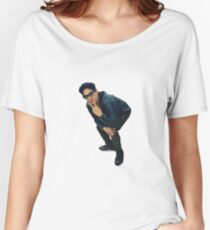 George Salazar being cute Women's Relaxed Fit T-Shirt