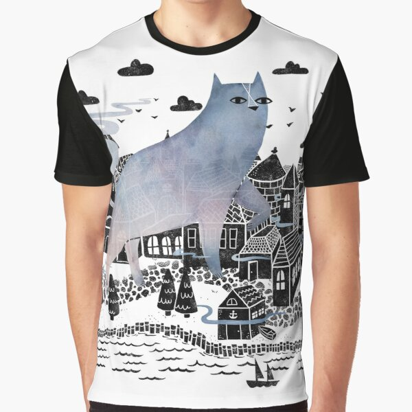 The Fog Graphic T-Shirt