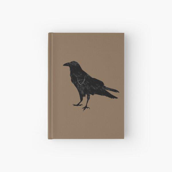 Ley Line Raven Hardcover Journal
