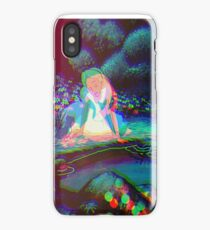 Alice in Wonderland Trippy iPhone Case/Skin