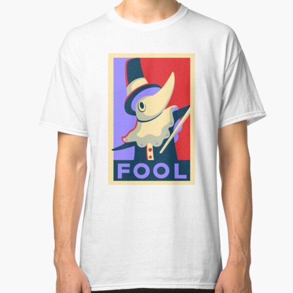 Excalibur FOOL Propaganda Classic T-Shirt