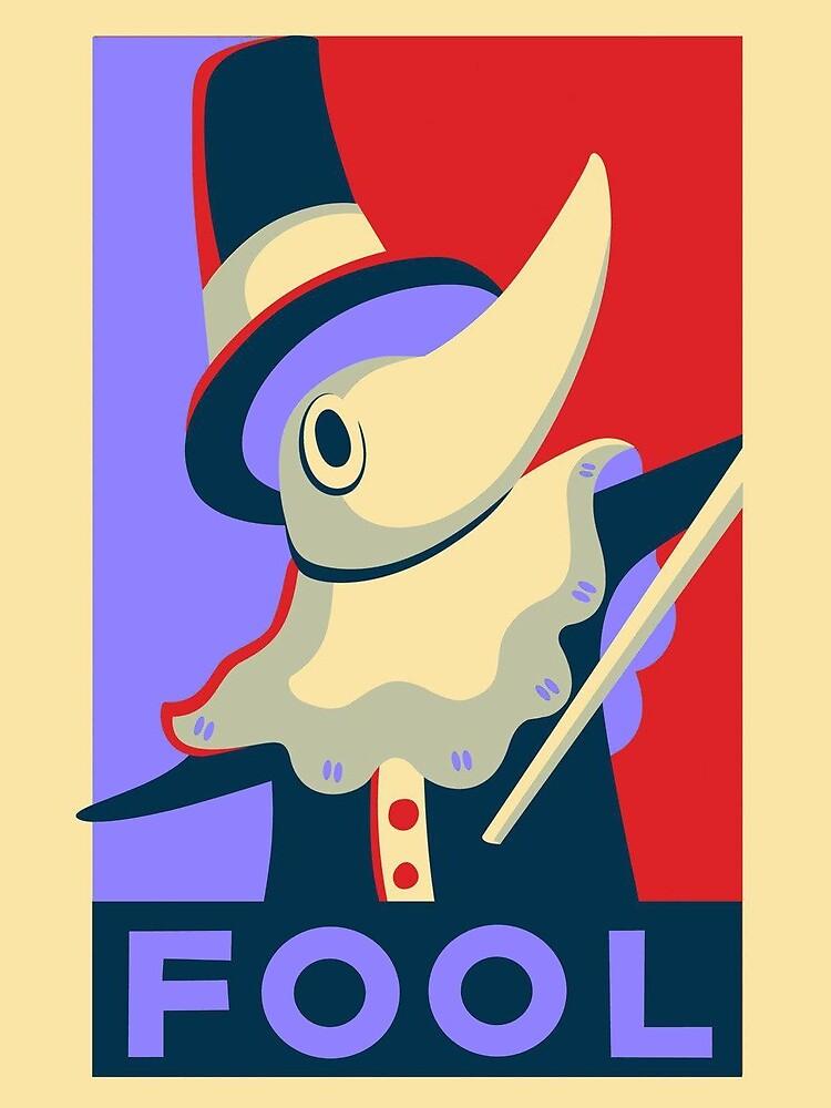 Excalibur FOOL Propaganda by raw95