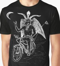 Rockstar Satan Graphic T-Shirt