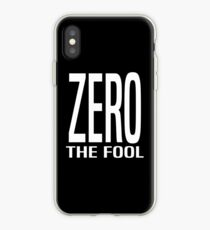 Zero - The Fool iPhone Case