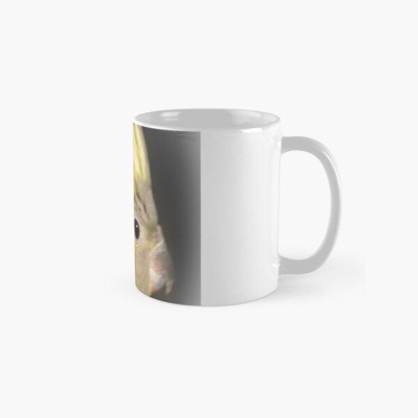 Cockatiel Close-up Classic Mug