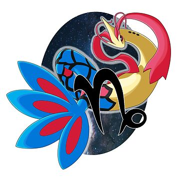 Pokemon Zodiac- Capricorn by FireFlea