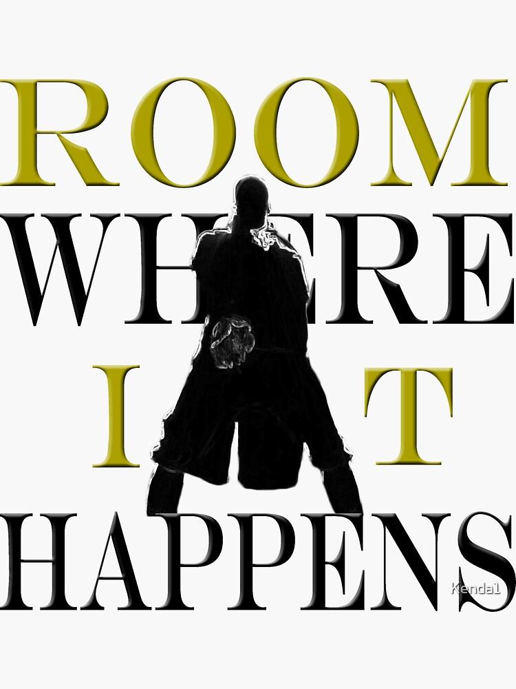 Burr Room Donde sucede de Kenda1