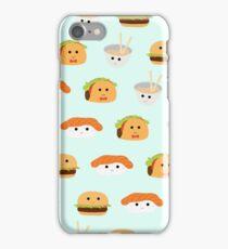 Cute Food iPhone Case/Skin