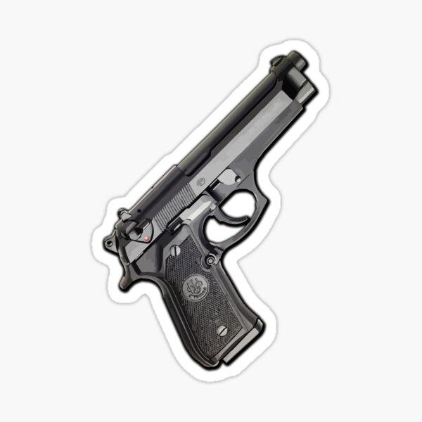 P92 Beretta Sticker