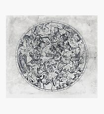 Vintage Constellations & Astrological Signs | Stone Photographic Print