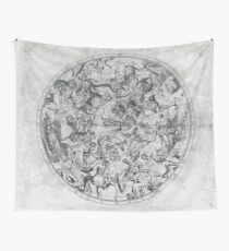 Vintage Constellations & Astrological Signs | Stone Wall Tapestry