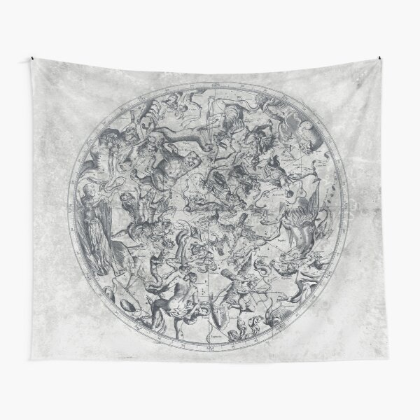 Vintage Constellations & Astrological Signs | Stone Tapestry