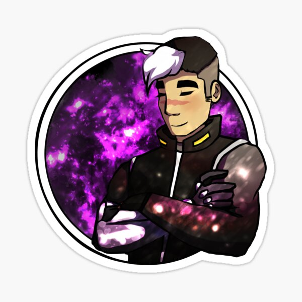 Space Dad Sticker