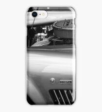 Classic AC Cobra Sports Car iPhone Case/Skin