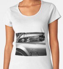 Classic AC Cobra Sports Car Women's Premium T-Shirt