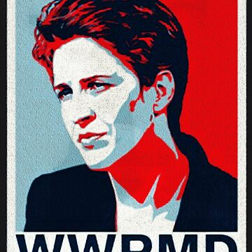 WWRMD? (What would Rachel Maddow Do) by michaelroman