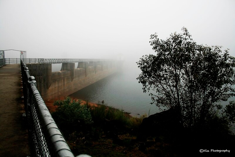 Mundaring Weir Bridge by Nix76