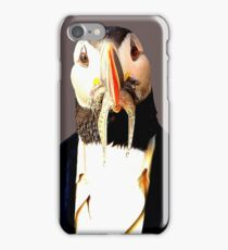 MACAREUX MOINE iPhone Case/Skin