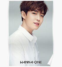 Kim Jaehwan Poster