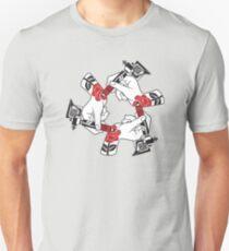 Tattoo Hands Unisex T-Shirt