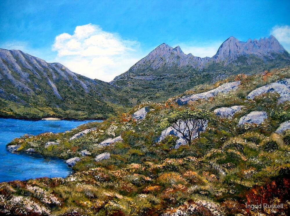 Cradle Mtn Tasmania by Ingrid Russell