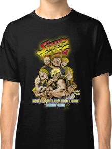 Sweep the Leg: Hill Valley Edition Classic T-Shirt