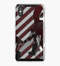 Darkened Heart iPhone Case
