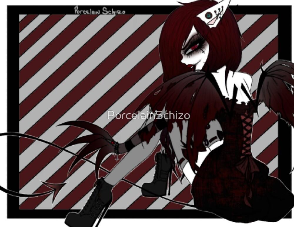 Darkened Heart by PorcelainSchizo