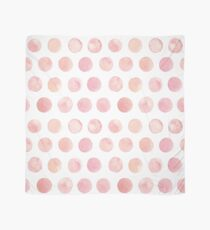 Watercolor Polka Dot Scarf
