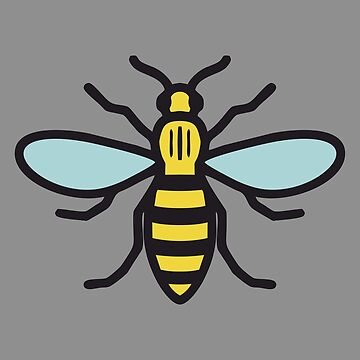 Manchester Bee by Jamie-Evans