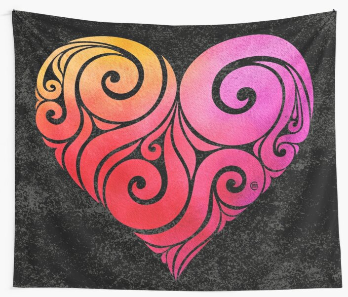 Swirly Heart by SwirlyDesign
