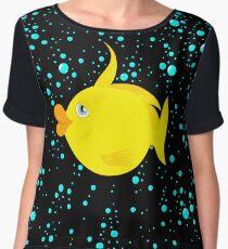 Fish Chiffon Top