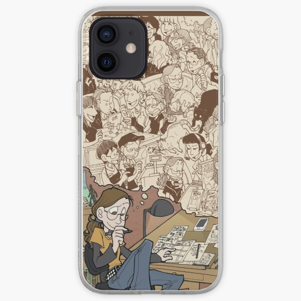 Today Nothing Happened Finale iPhone Soft Case