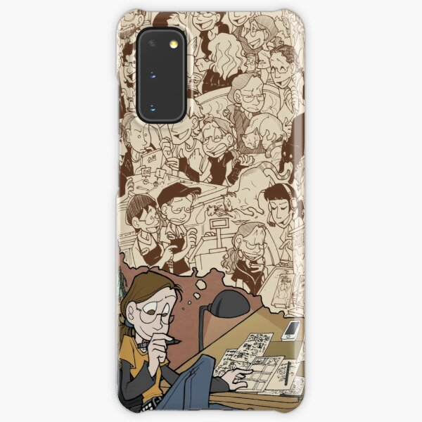 Today Nothing Happened Finale Samsung Galaxy Snap Case