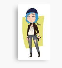 Guns 'n Chloe Canvas Print