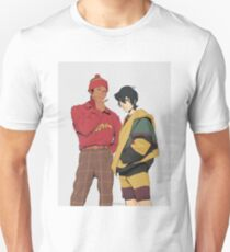 klance rockin 80s fashion  T-Shirt