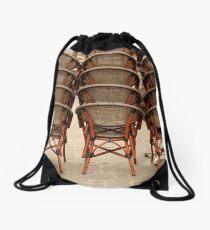 STAKED Drawstring Bag