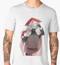 Naruto - Kakashi Hatake ( Hokage ) Men's Premium T-Shirt