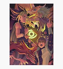 Yugioh - Battle City Photographic Print