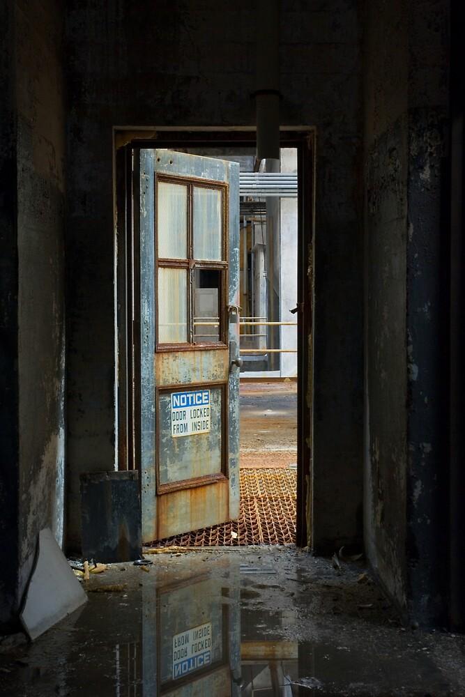 doorway by rob dobi