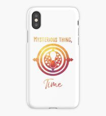 Time Turner iPhone Case/Skin
