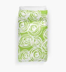 Lost for Words Duvet Cover