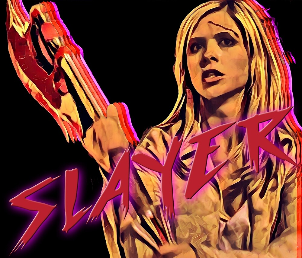 Buffy - The Slayer by JackAsh