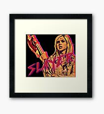 Buffy - The Slayer Framed Print